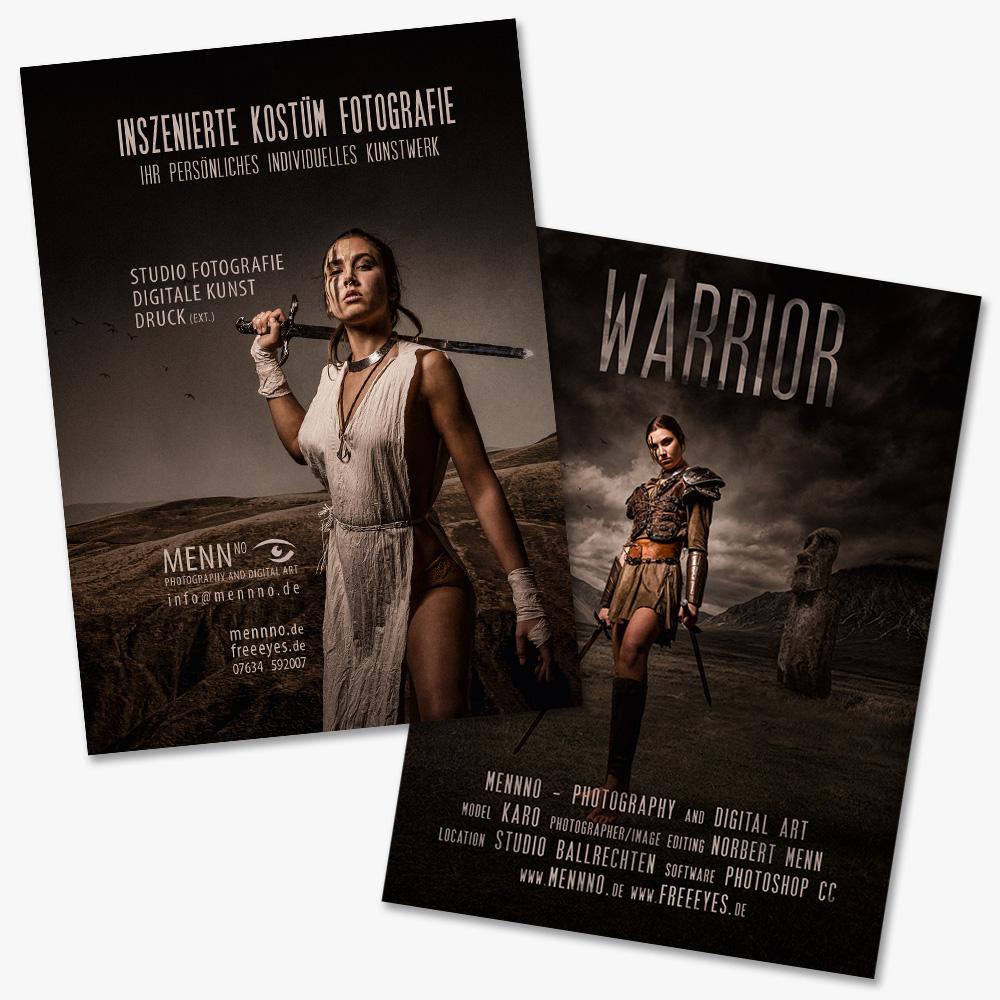 flyer warrior