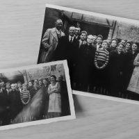 Restaurierung alter Fotos